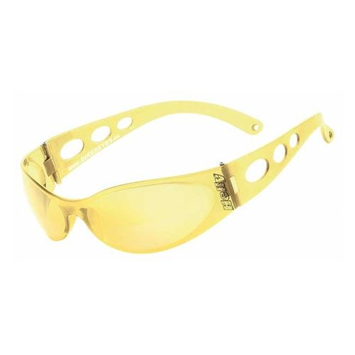 Aurinko-/ajolasit Helly PRO STREET YELLOW