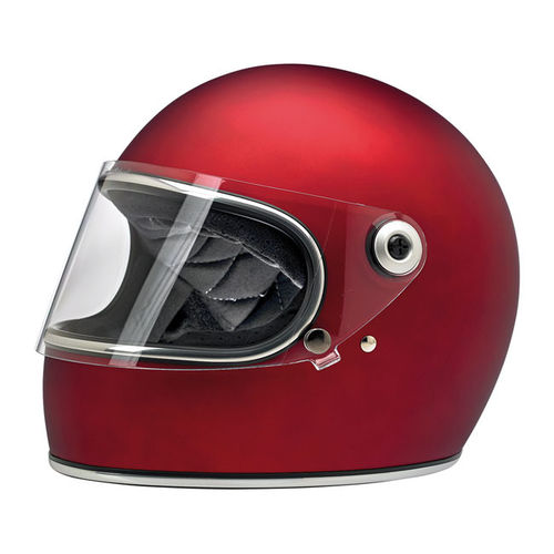 BILTWELL GRINGO S METALLIC CANDY RED
