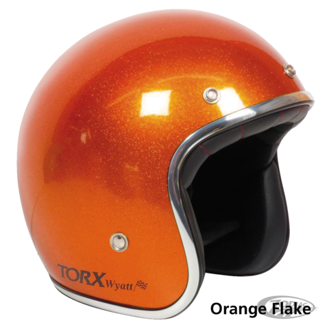 TORX WYATT 70' Orange flake