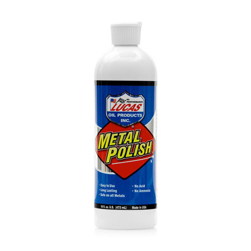 LUCAS METAL POLISH 473ml