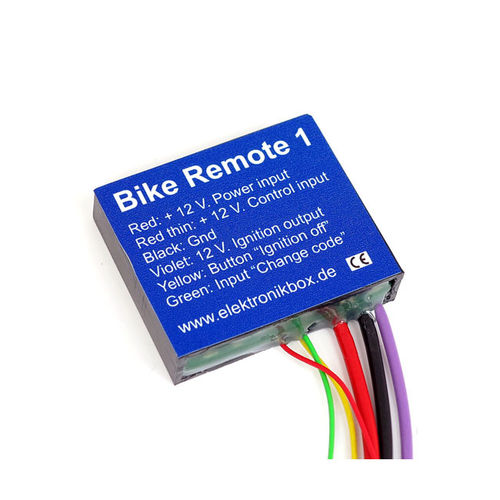 AXEL JOOST ELEKTRONIK, BIKE REMOTE